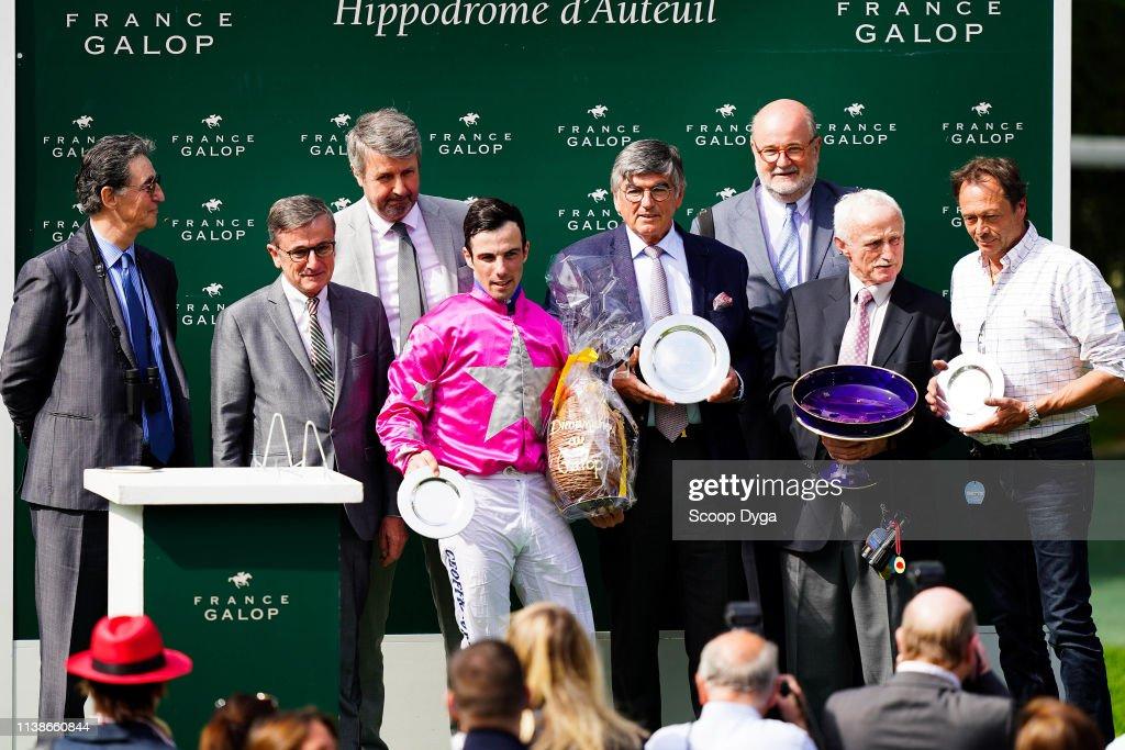 FRA: Prix Notre Dame de Paris - Prix du President de la Republique