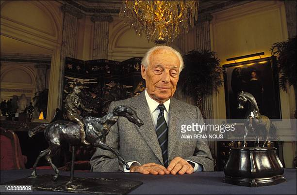 baron guy of Rothschild France on January 01 1993