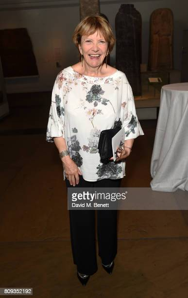 Baroness Bakewell attends the Art Fund Museum Of The Year drinks reception at The British Museum on July 5 2017 in London England