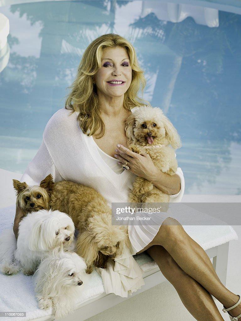 Baroness von Thyssen, Vanity Fair - Spain, October 1, 2010 : News Photo