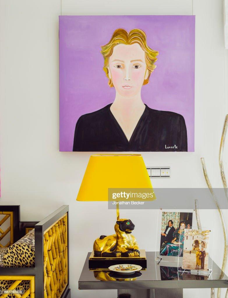 Carmen von Thyssen, Vanity Fair Spain, March 2017 : News Photo