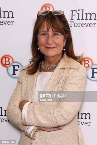 Baroness Helena Kennedy QC introduces 'If' at BFI Southbank on September 28 2017 in London England