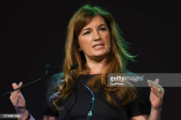 Baroness Karren Brady, a Member of Parliament of the United Kingdom, a sporting executive, tv personality, newspaper columnist, author and novelist,...