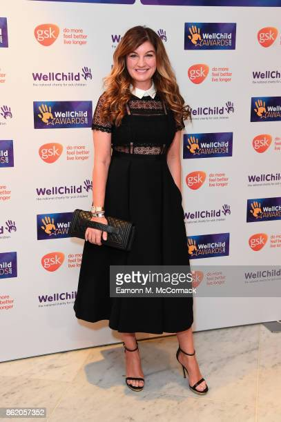 Baroness Karren Brady attends the annual WellChild awards at Royal Lancaster Hotel on October 16 2017 in London England