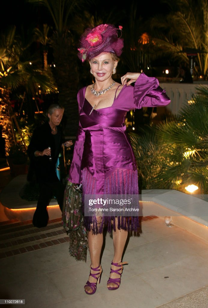 Baroness Marianne Brandstetter during 'Monte-Carlo Bay Hotel & Resort' Opening at Monte Carlo Bay Hotel & Resort in Monte Carlo, Monaco.
