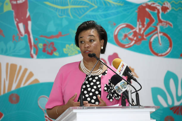 BHS: 2017 Commonwealth Youth Games Opening Press Conference