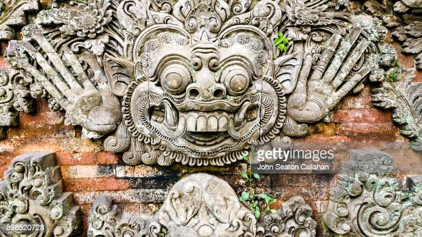 Barong Figure, in stone