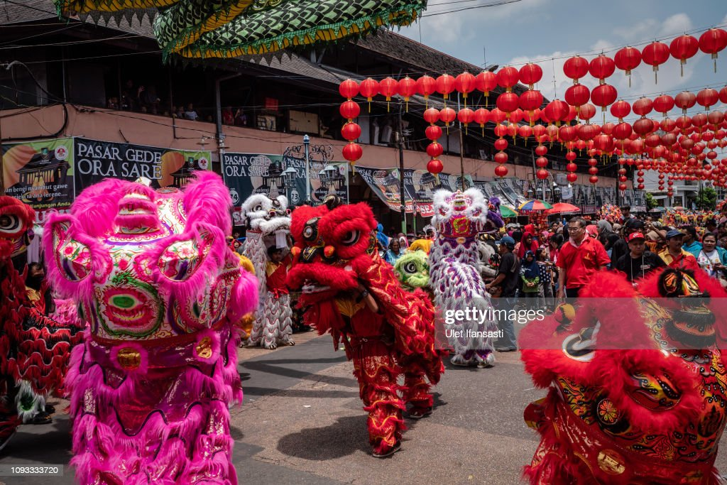 IDN: Lunar New Year Celebrations In Indonesia