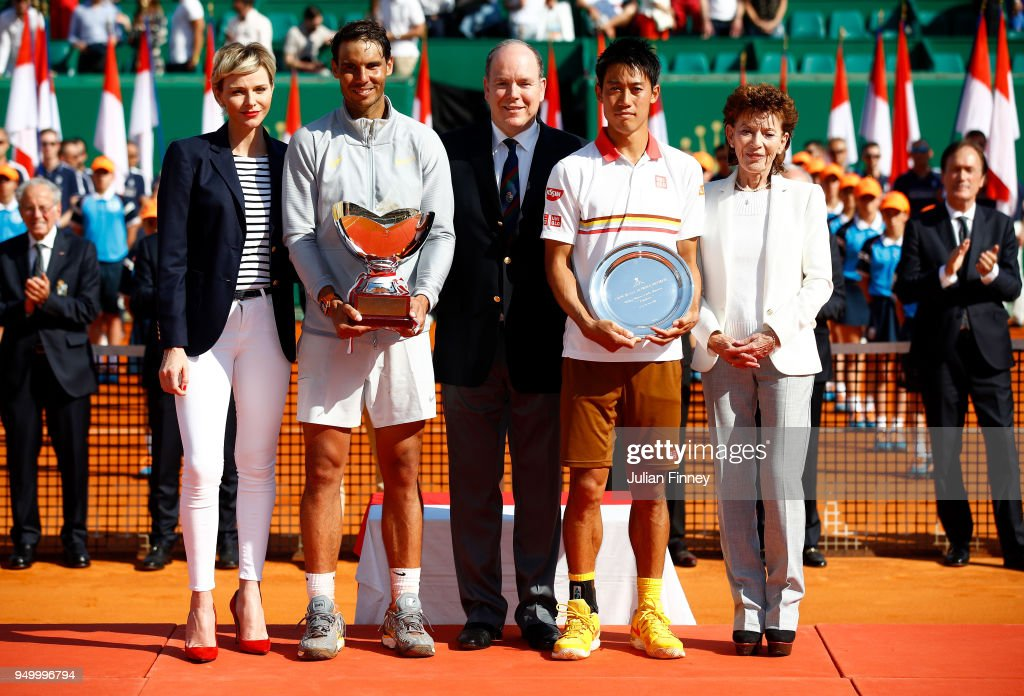 ATP Masters Series: Monte Carlo Rolex Masters - Day Eight : ニュース写真