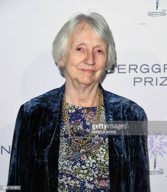 Barons O'Neil of Bengarve Onora O'Neill attends attends the 2017 Berggruen Prize Gala at the New York Public Library on December 14 2017 in New York...