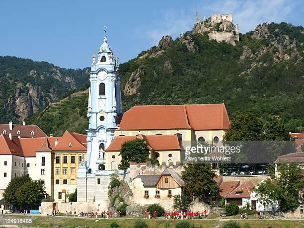 Baroque church, Durnstein, Austria