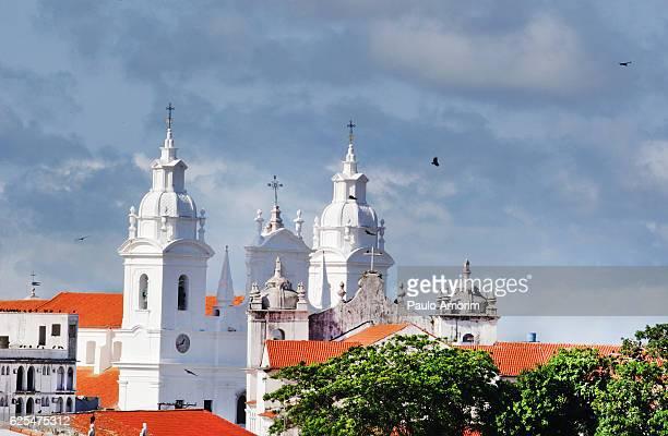 Baroque Churches in Belém,Amazon