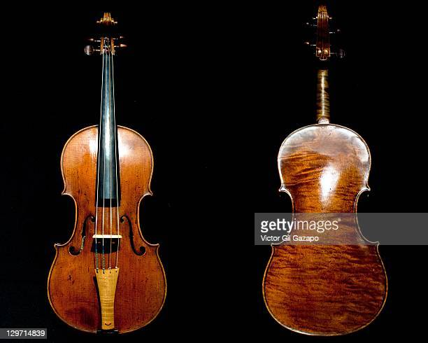 Baroque viola