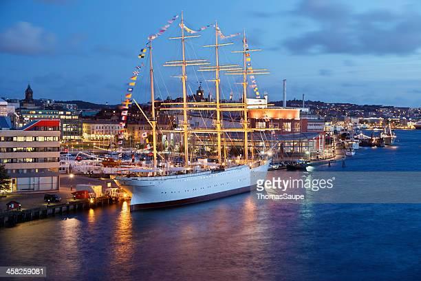 Barque Viking at Gothenburg harbour