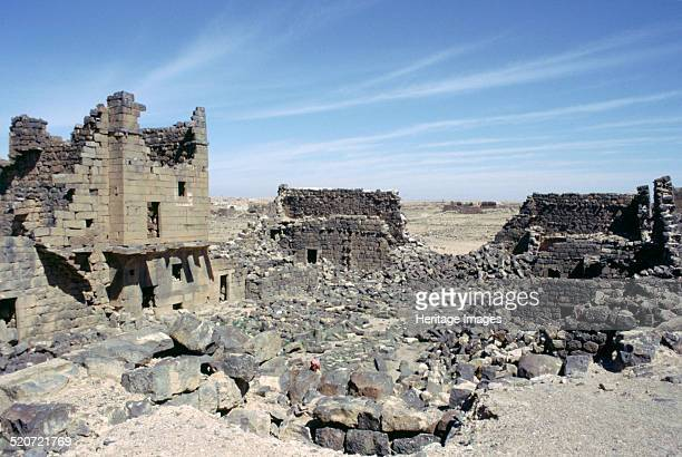Barracks Umm elJimal Jordan Umm elJimal in northern Jordan is the site of ruins of a Byzantine and early Islamic town as well as nearby remains of a...
