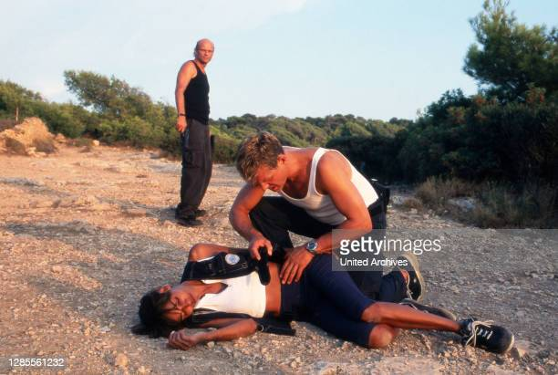 Barracuda - Mallorca, Fernsehserie, Deutschland 1997 - 2002, Darsteller: Alexander Radszun , Nadja Abdel Farrag.
