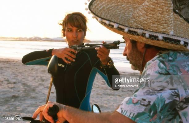 Barracuda - Mallorca, Fernsehserie, Deutschland 1997 - 2002, Darsteller: Nadja Abdel Farrag.