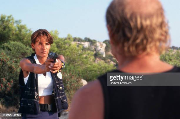 Barracuda - Mallorca, Fernsehserie, Deutschland 1997 - 2002, Darsteller: Nadja Abdel Farrag, Alexander Radszun.