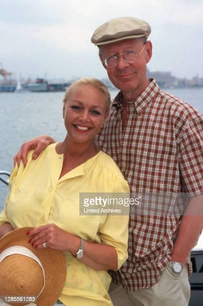 Barracuda - Mallorca, Fernsehserie, Deutschland 1997 - 2002, Darsteller: Barbara Schöne, Hans Peter Korff.