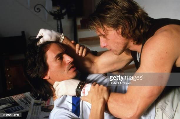 Barracuda - Mallorca, Fernsehserie, Deutschland 1997 - 2002, Szenenfoto mit Cuco Wallraff .