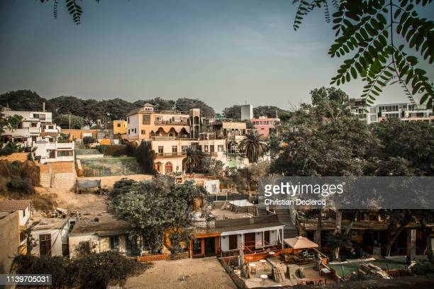 barranco district, lima city - peru - lima stock pictures, royalty-free photos & images