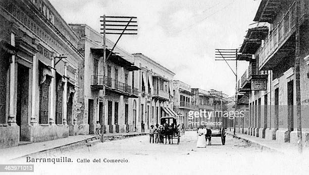 Barranquilla, Colombia, c1900s.