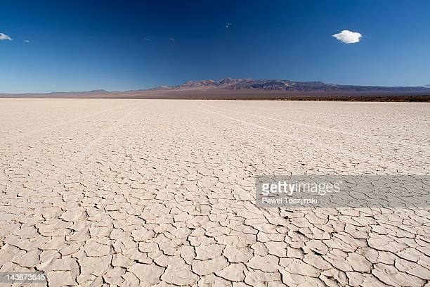 Barreal Blanco flat dry lake barren landscapes