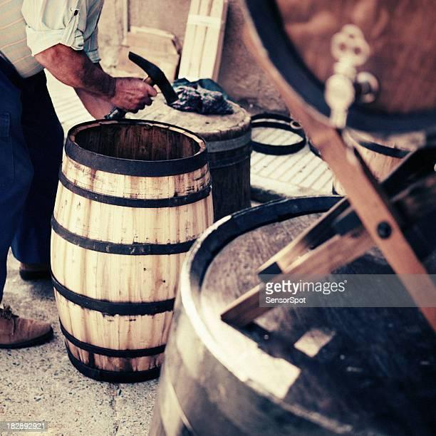 Barrel maker