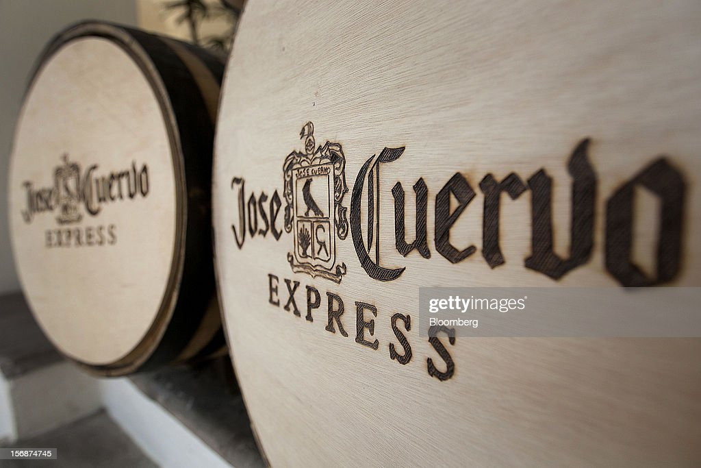 Jose Cuervo Agave Plant Harvesting and Tequila Production : News Photo