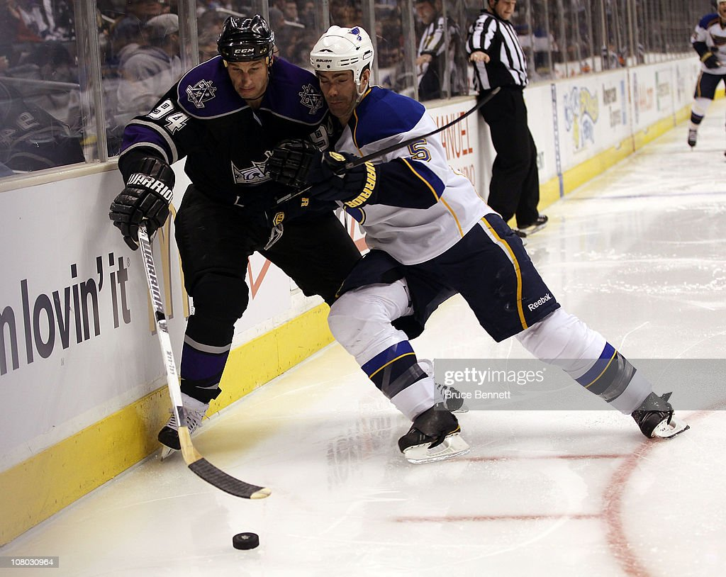 St. Louis Blues v Los Angeles Kings