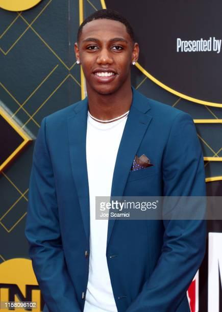 Barrett attends the 2019 NBA Awards presented by Kia on TNT at Barker Hangar on June 24 2019 in Santa Monica California