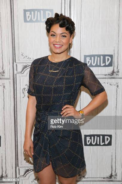 Barrett Doss attends the Build Series at Build Studio on April 7 2017 in New York City