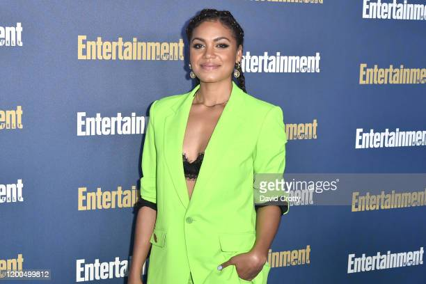 Barrett Doss attends the Entertainment Weekly Honors Screen Actors Guild Awards Nominees Presented In Partnership With SAG Awards at Chateau Marmont...
