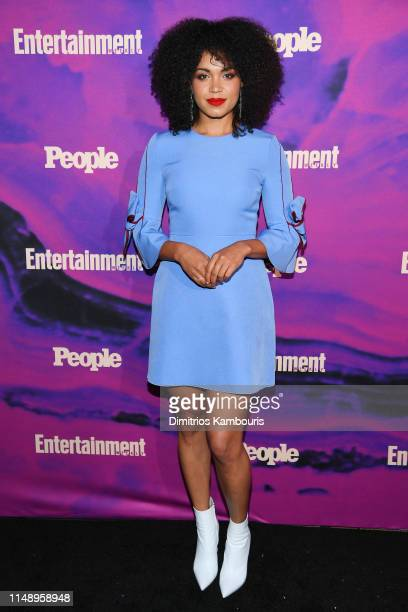 Barrett Doss attends the Entertainment Weekly & PEOPLE New York Upfronts Party on May 13, 2019 in New York City.
