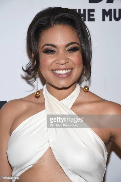 Barrett Doss attends the Groundhog Day Broadway Opening Night at Gotham Hall on April 17 2017 in New York City