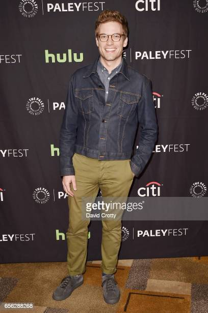 Barrett Foa attends PaleyFest Los Angeles 2017 'NCIS Los Angeles' at Dolby Theatre on March 21 2017 in Hollywood California