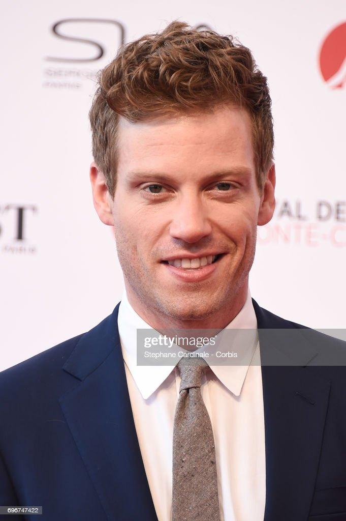 Barrett Foa attends the 57th Monte Carlo TV Festival Opening Ceremony on June 16, 2017 in Monte-Carlo, Monaco.