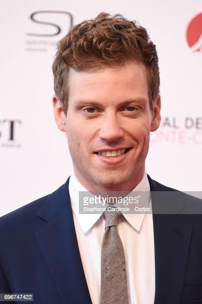 Barrett Foa attends the 57th Monte Carlo TV Festival Opening Ceremony on June 16 2017 in MonteCarlo Monaco