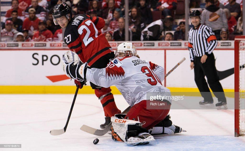 Canada v Denmark - 2019 IIHF World Junior Championship : News Photo