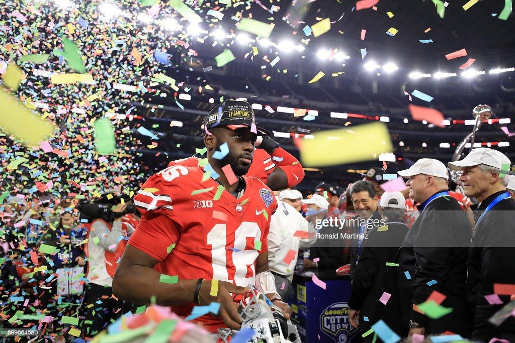 Goodyear Cotton Bowl - USC v Ohio State : News Photo