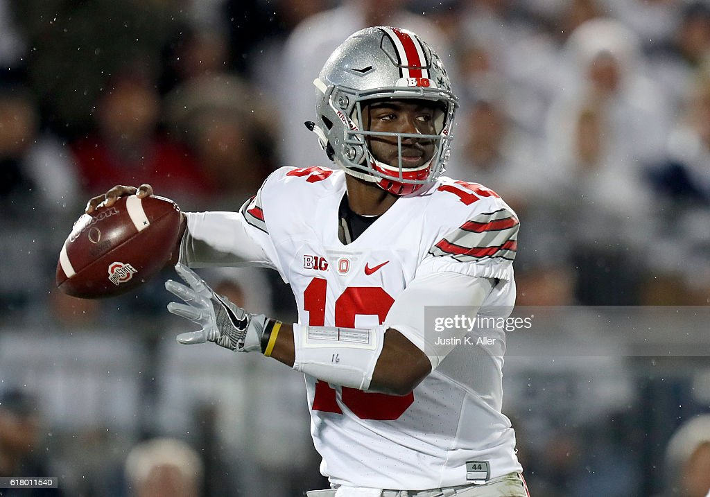 Ohio State v Penn State : News Photo