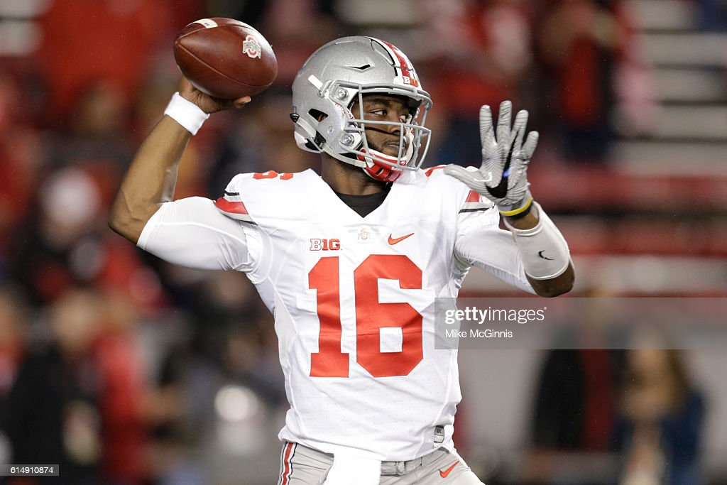 Ohio State v Wisconsin : News Photo