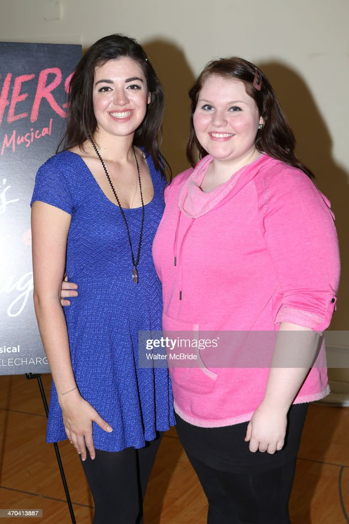Barrett Wilbert Weed And Kate Ladner Attend The Heathers The