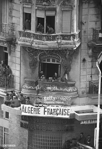Barricades Days In Algiers
