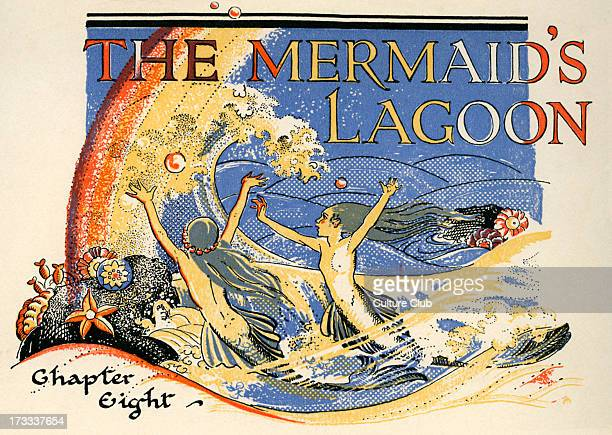 J M Barrie 's 'Peter Pan' 'Chapter Eight The Mermaid's Lagoon' James Matthew Barrie Scottish novelist and playwright 9 May 1860 – 19 June 1937...
