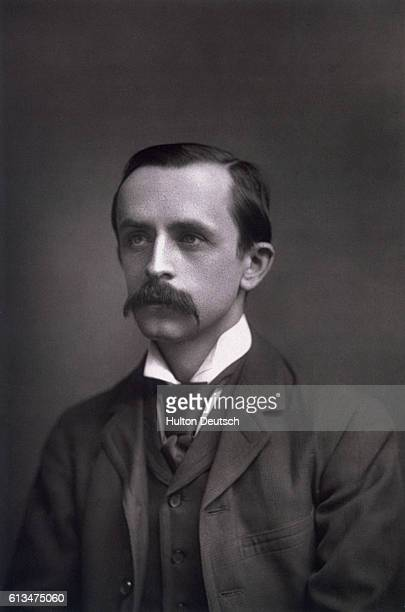 Barrie the Scottish novelist and dramatist . His novels include: A Window in Thrums , and The Little Minister . From 1890 onwards he wrote for the...