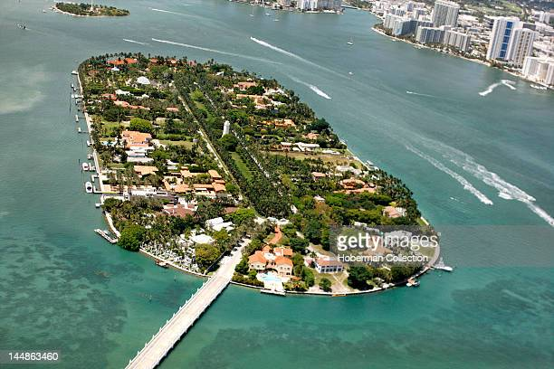 Barrier Islands, Miami Beach