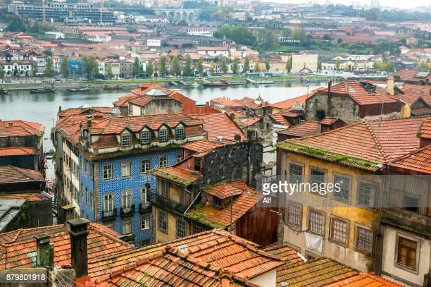 Barrio Do Barredo in Porto, Portugal