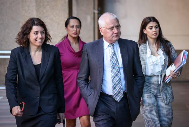 AUS: Christian Porter Defamation Case Against ABC Begins