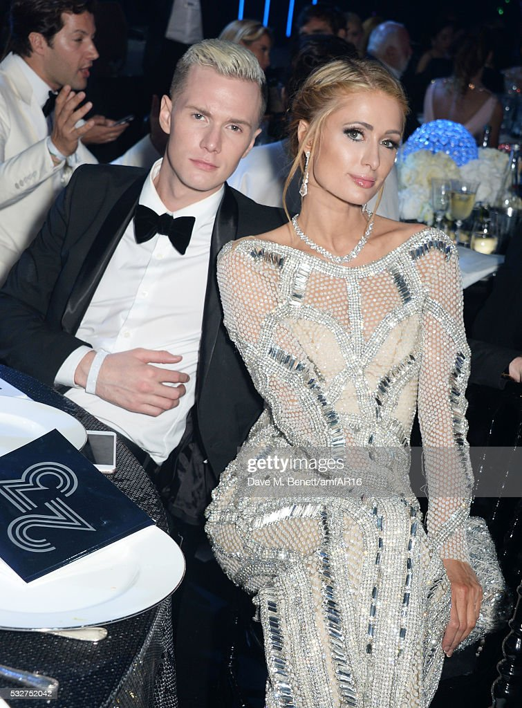amfAR's 23rd Cinema Against AIDS Gala - Dinner